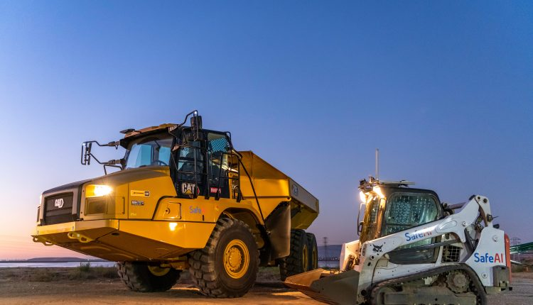 SafeAI raises $21 million to build smart vehicles for heavy