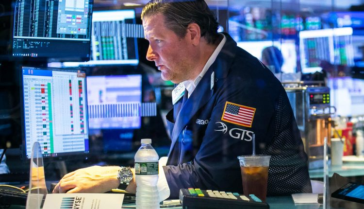 Stock futures are flat as S&P 500 sits at record,
