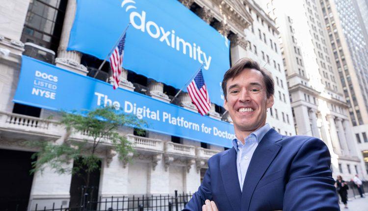Doximity CEO ignored Silicon Valley wisdom, built $10 billion company