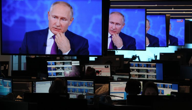 Putin reveals he had the Sputnik V shot as Russia