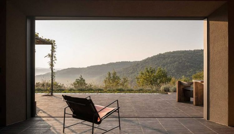 Escape to Tuscany to Casa Morelli on a Hill in