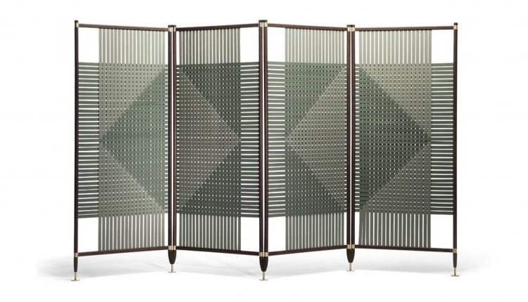 A Series of Playful Room Dividers by GamFratesi for Poltrona