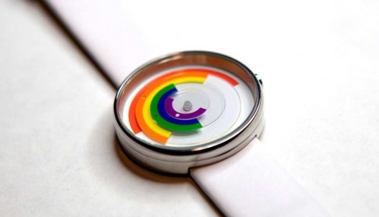 Project Watches Celebrates Pride With the New Pride Prism Watch
