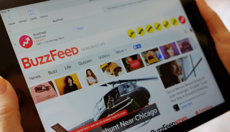 BuzzFeed Closes In on Deal to Go Public