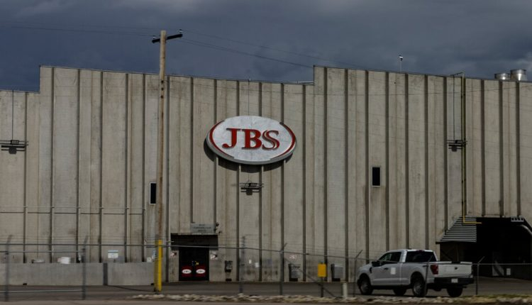 Production Resumes at Some JBS Meat Plants After Cyberattacks