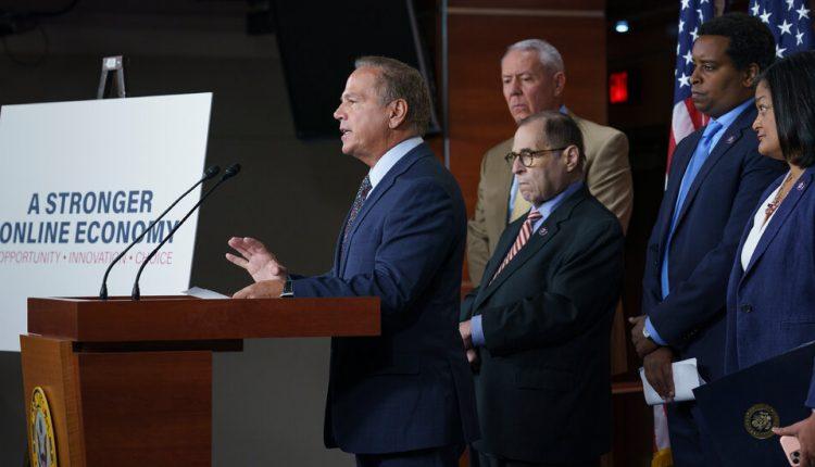 Congress Faces Renewed Pressure to 'Modernize Our Antitrust Laws'