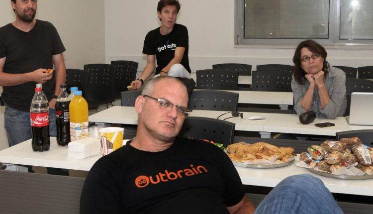 Clickbait giant Outbrain files for I.P.O.
