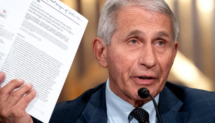Fauci Wants to Make Vaccines for the Next Pandemic Before