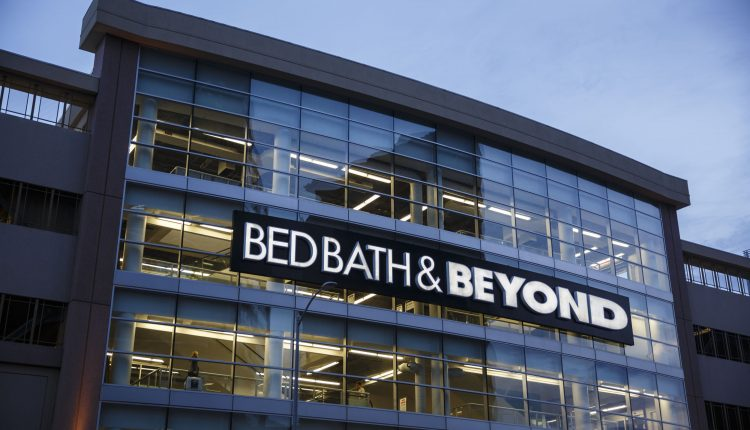 Bed Bath & Beyond, Virgin Galactic, WideOpenWest and more