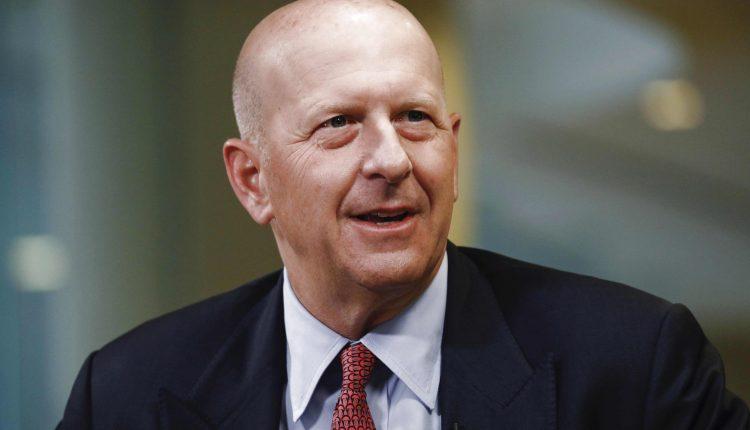 Goldman CEO Solomon says China's tech crackdown will delay many