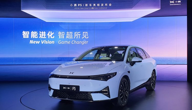 Chinese electric car start-up Li Auto delivers more than Xpeng
