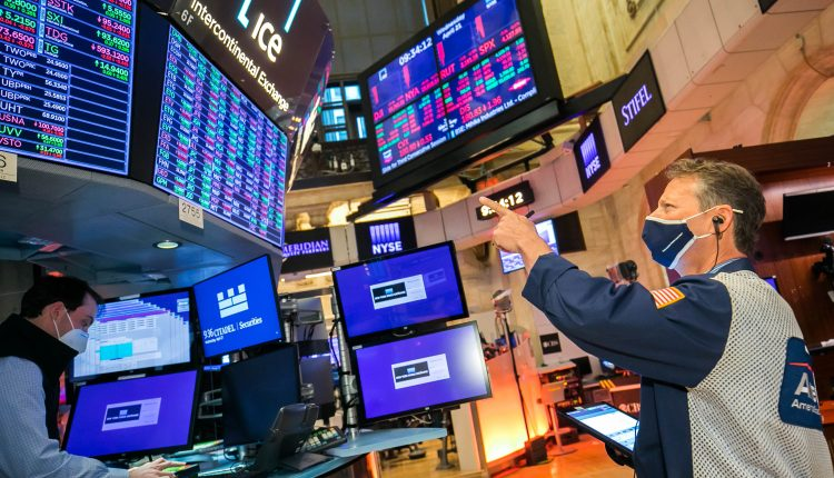 Stock futures hold steady ahead of a huge week of