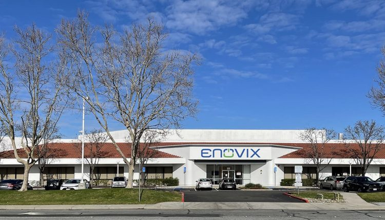 Battery start-up Enovix begins trading after SPAC merger in latest