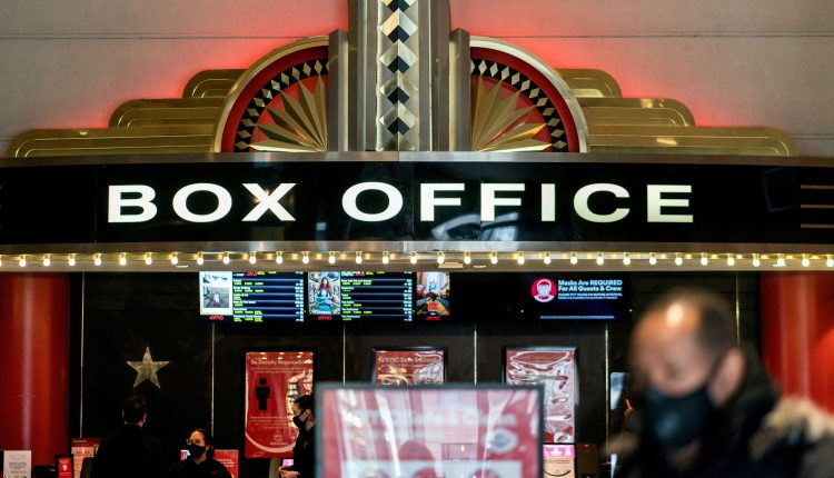 Just as the box office hit its stride, the delta