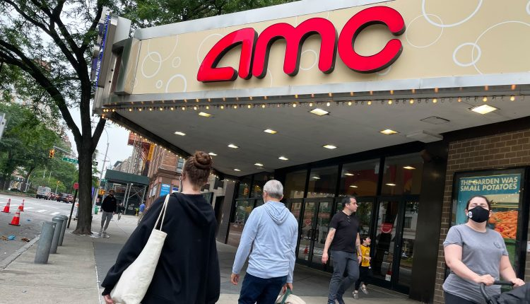 AMC share price cut in half as reality sets in