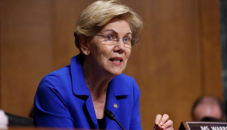 Sen. Elizabeth Warren doubts bitcoin as inflation hedge, wants tighter