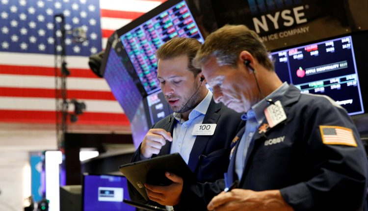 Stock futures are flat after major comeback on Wall Street,