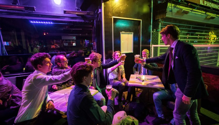 Rule-breaking in bars in Holland an issue as Covid rate