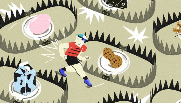 What You Don't Know About Food Allergies