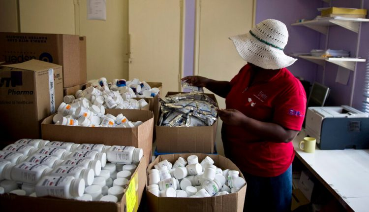 PEPFAR Is Still Without a Leader. H.I.V. Activists Want to