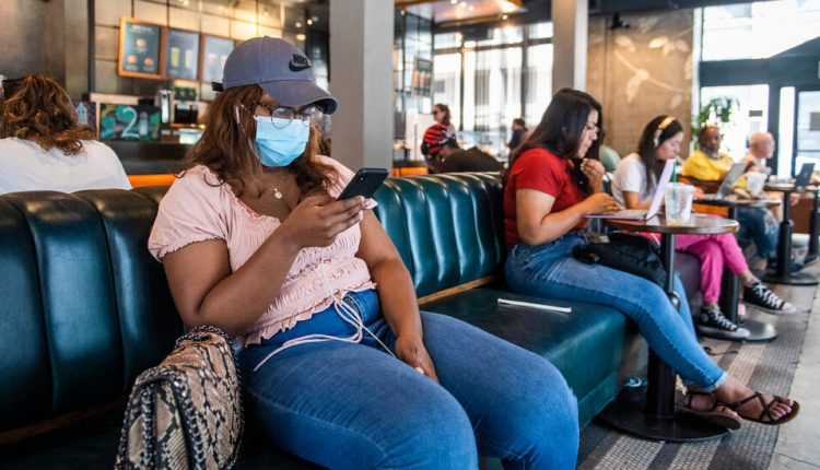 C.D.C. Says Some Vaccinated Americans Should Wear Masks Again