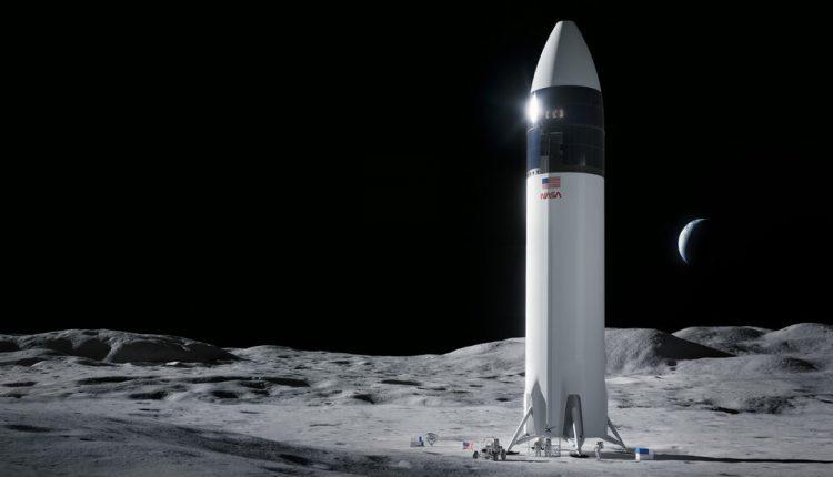 Bezos' Blue Origin Loses Challenge to NASA SpaceX Lunar Lander
