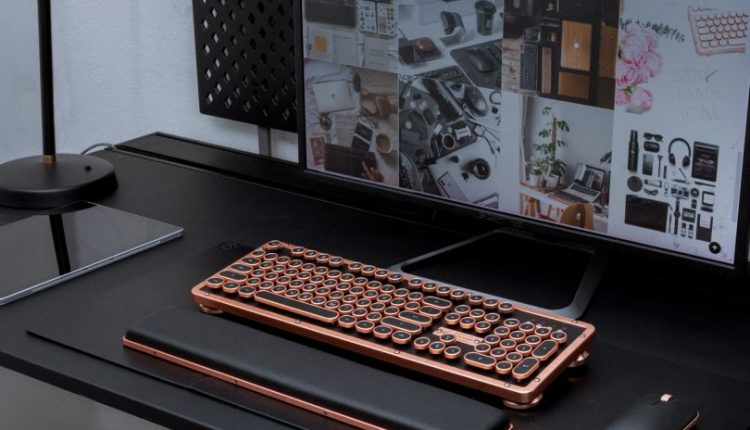 The Tactile Satisfaction of Azio Keyboards Is Just Our Type