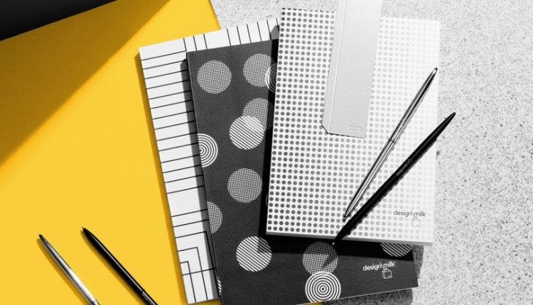 Our New Design Milk Stationery Collection Has Arrived!