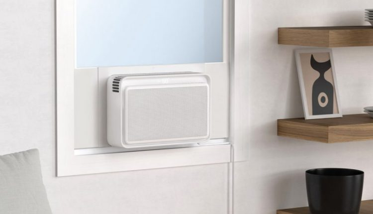 The Windmill Smart Window Air Conditioner Is Designed to Look