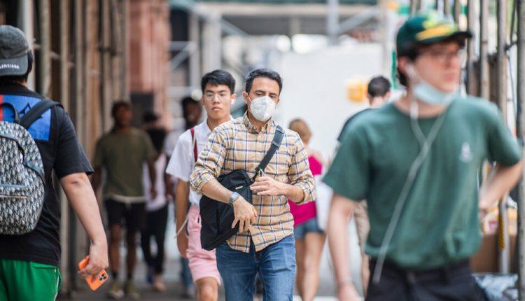 Virus Misinformation Spikes as Delta Cases Surge