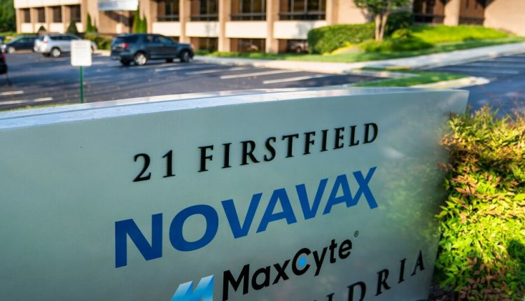 Novavax Says U.S. Will Pause Funding for Production of Its