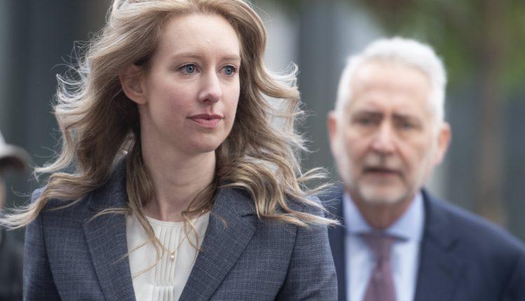 Elizabeth Holmes plans to claim at trial that ex-boyfriend and