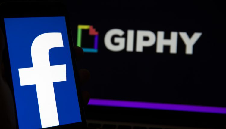 Facebook's takeover of Giphy raises competition concerns, says CMA
