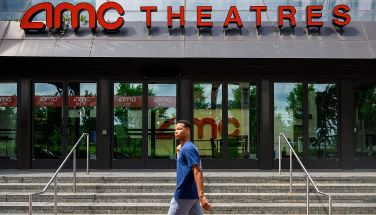AMC says it will accept bitcoin as payment for movie
