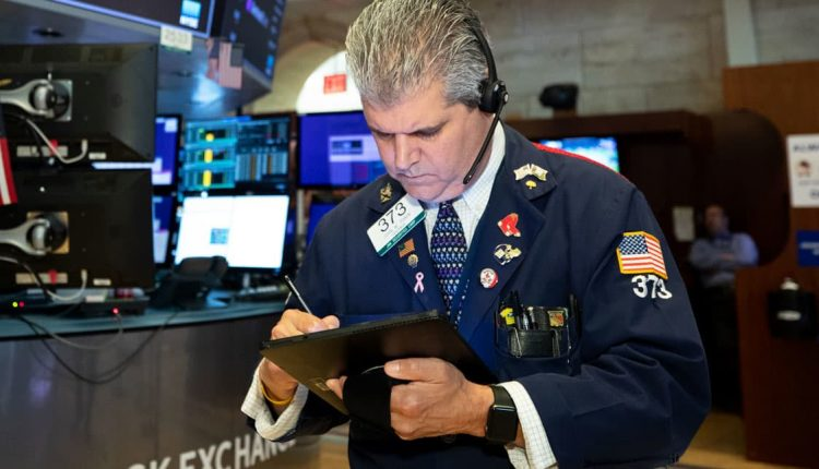 Stock futures are flat ahead of key unemployment report