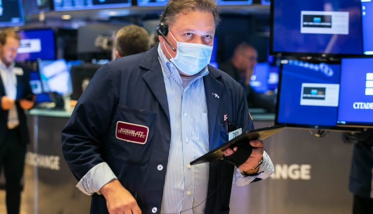 Stock futures rise slightly after a losing day