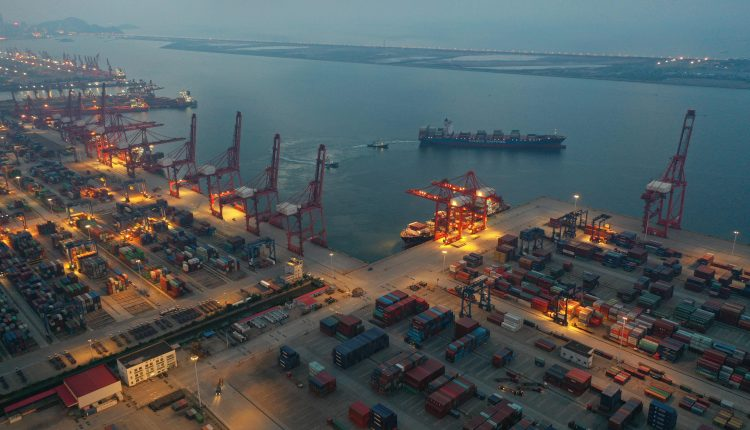 Made in China products run into new logistics problems