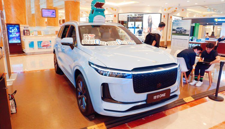Chinese EV start-up Nio delivered fewer cars than Xpeng, Li