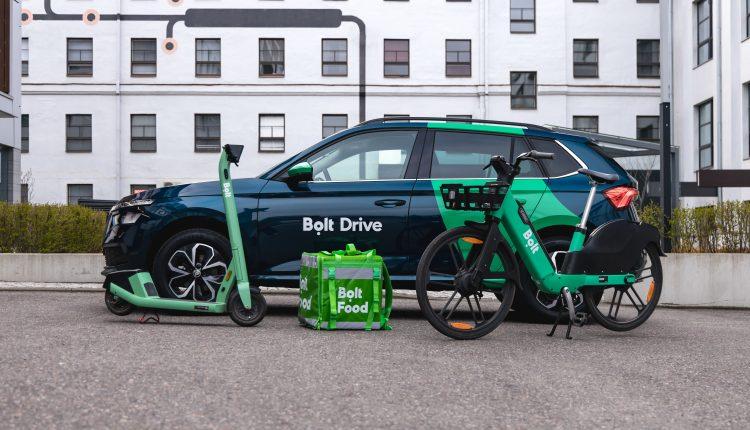 Uber rival Bolt valued at $4.75 billion in new funding
