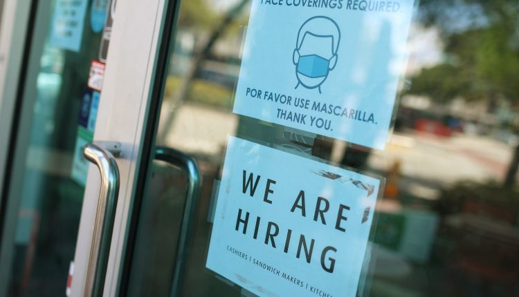 Collecting unemployment? Most states re-impose work search rules