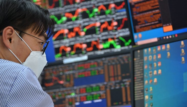 Shares of South Korea's Kakao Bank jump 70% on trading