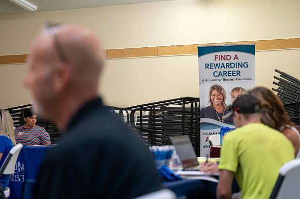 3.4 million Americans are still long-term unemployed