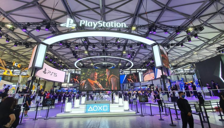 Chinese games developers eye a slice of $49 billion console