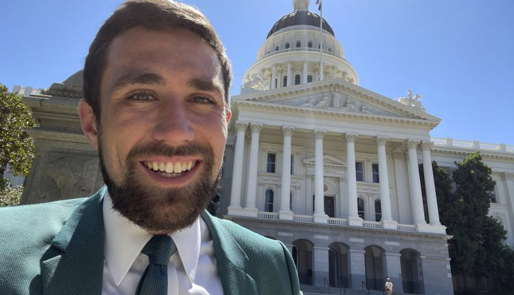 YouTube star Kevin Paffrath is Democratic leader in California recall