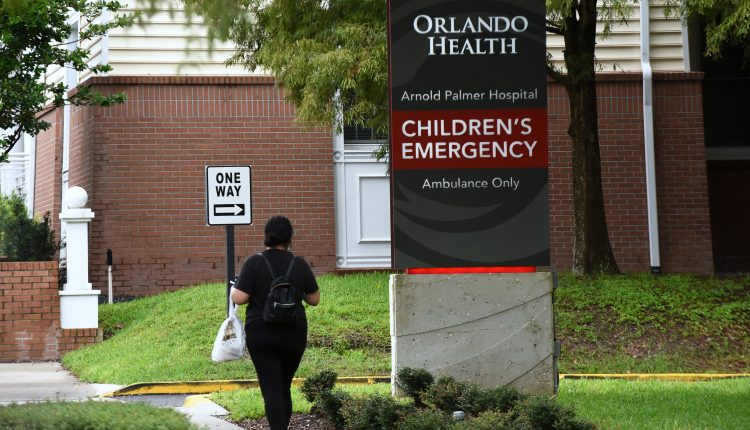 Pediatric Covid hospitalizations surge to highest on record in U.S.