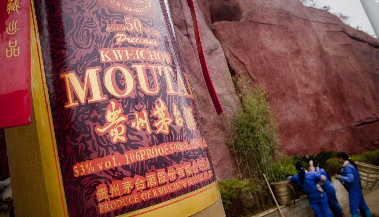 Chinese baijiu liquor stocks tumble amid regulatory concerns