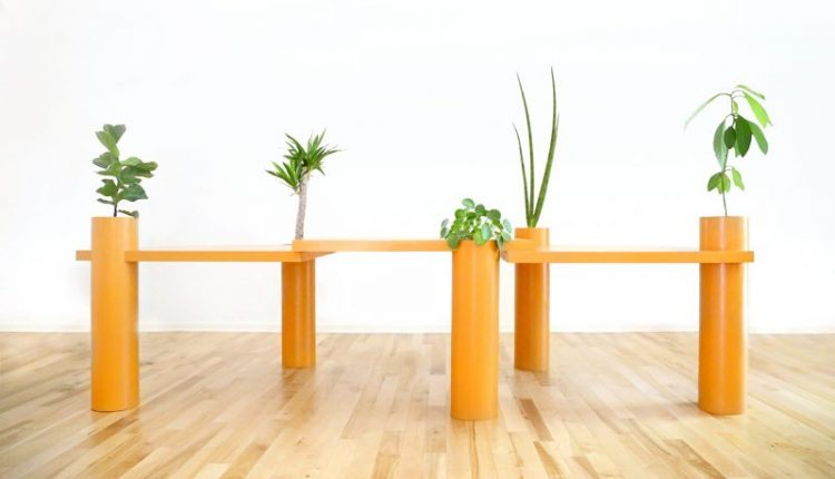 Grow on Me Tables Bring People + Plants Together