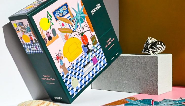 Goodfit Puzzles Champions Great Art, Culture, Causes + Connections