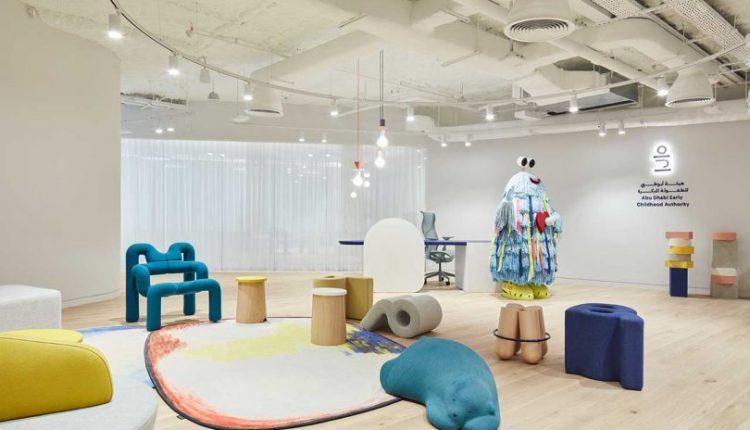 Roar Creates a Whimsical HQ for Abu Dhabi's Early Childhood