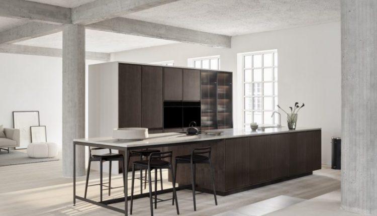 Vipp Highlights Jura Stone + Oak Wood in Its New